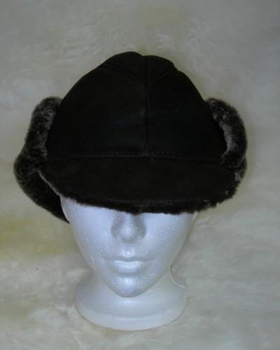 Sheepskin Alpine Hat