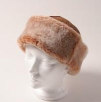 Shearling Cuff Hat
